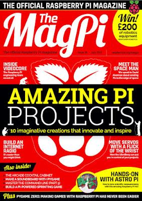 MagPi 35ª edição