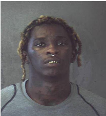 Young Thug Charged With Felony Gun & Drug Possession After Police Raid His House