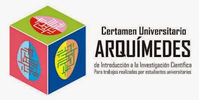 Certamen Universitario Arquímedes.