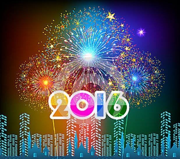 Feliz Navidad y Feliz Año Nuevo 2016 Presupuestos