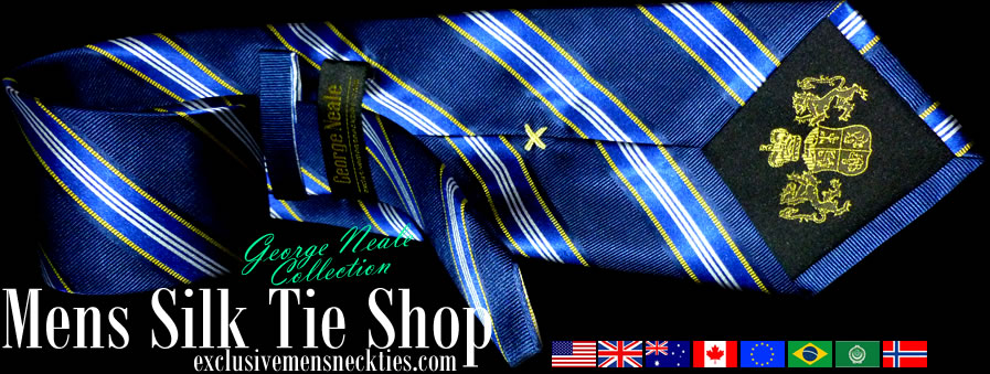 business neckties . solicitor ties. power ties