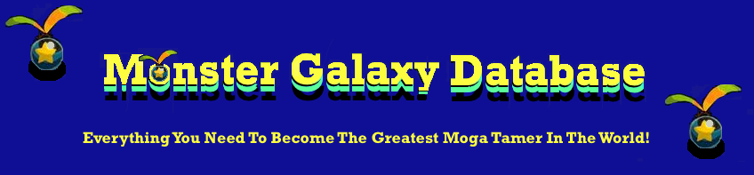 Monster Galaxy Moga DB