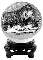 escritor, esfera cultural, bola