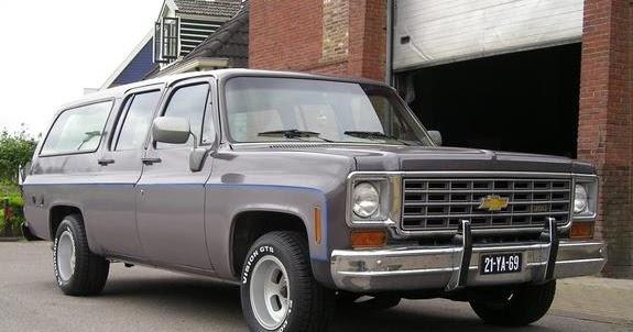Chevrolet Suburban 1975 Electrical Wiring Diagram