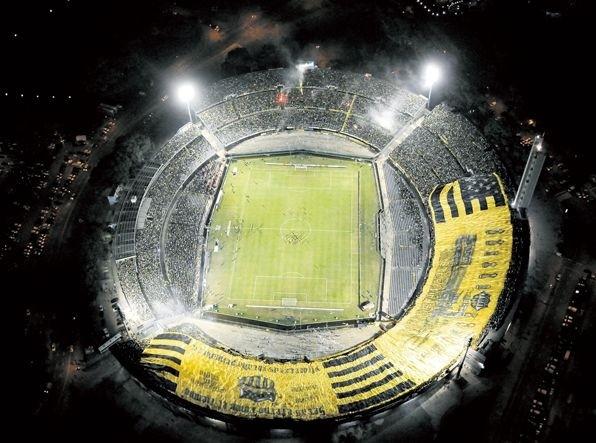 Peñarol vs nacional (fotos)