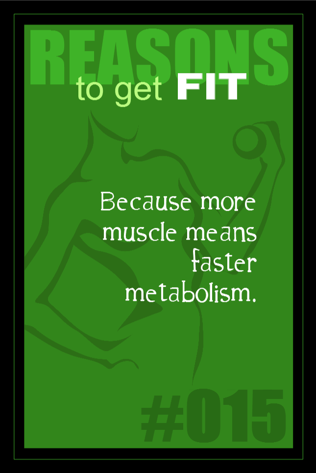 365 Reasons to Get Fit #015