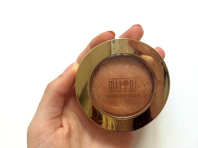 Milani Baked Bronzer Glow