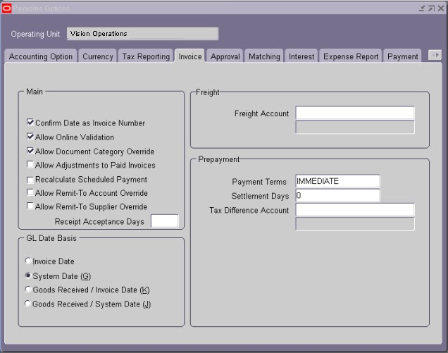 Payment Due Calculation on AP invoice - Oracle ERP Apps Guide