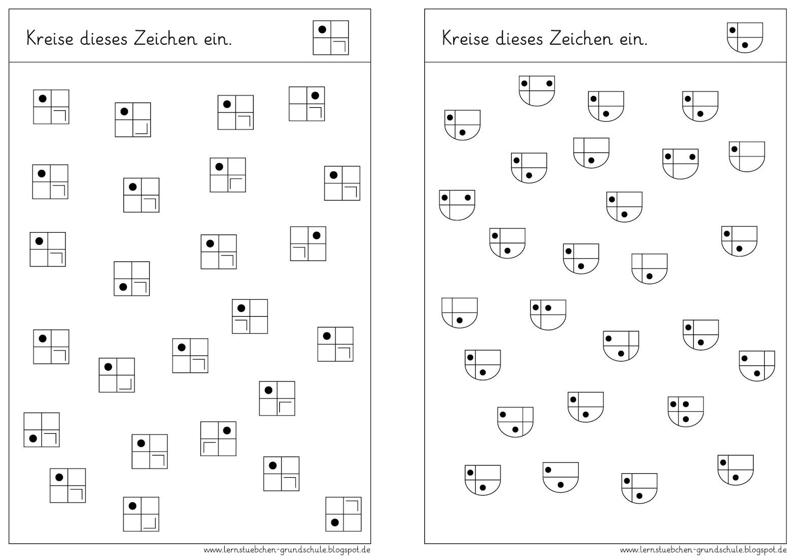 Schön Freie Visuelle Wahrnehmung Arbeitsblatt Bilder - Super Lehrer ...