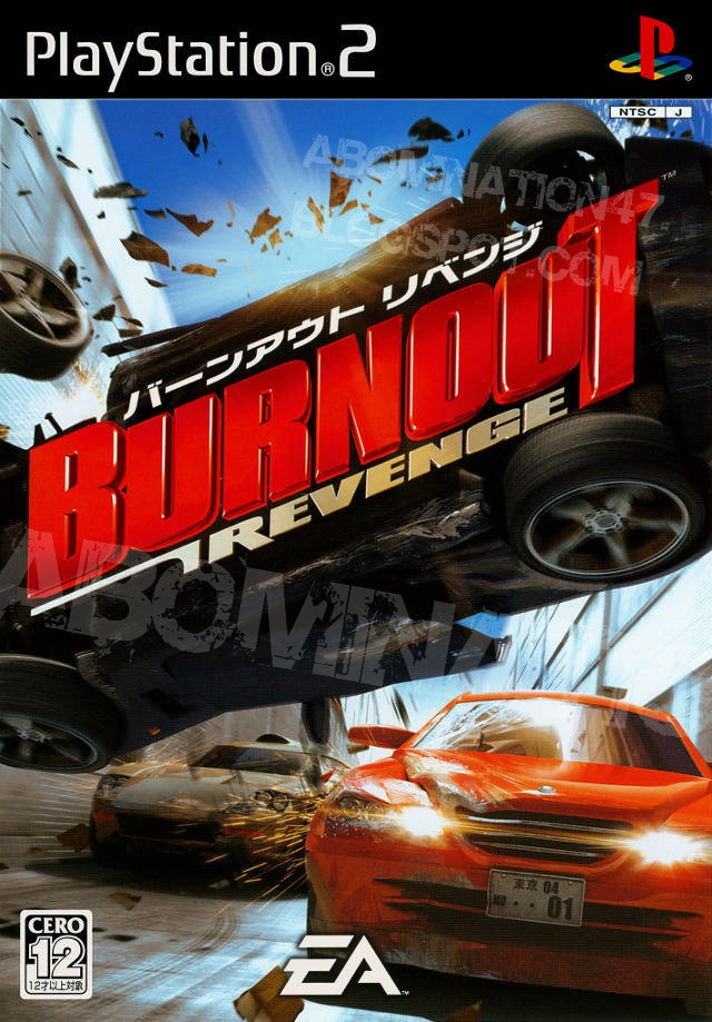 BURNOUT REVENGE PC TORRENT