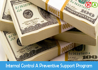 Internal Control A Preventive Support Program