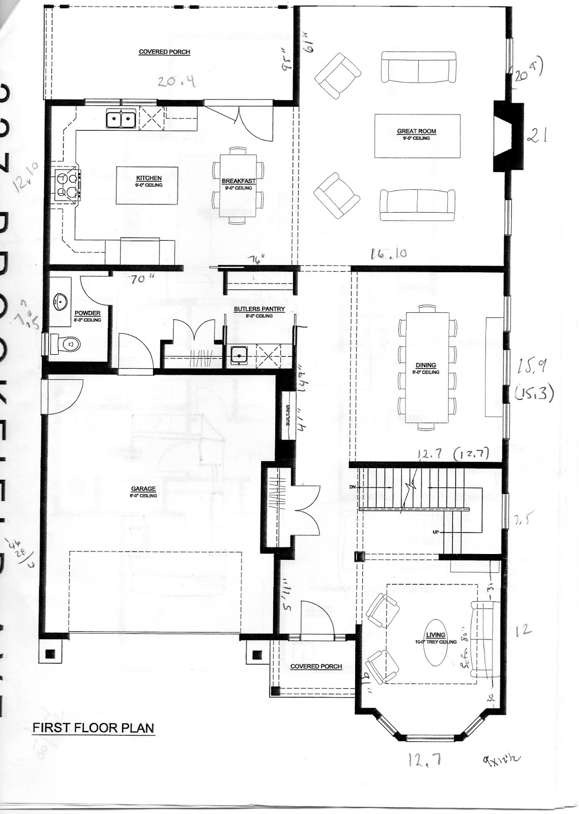 house plans with butlers pantry 28 images luxury house