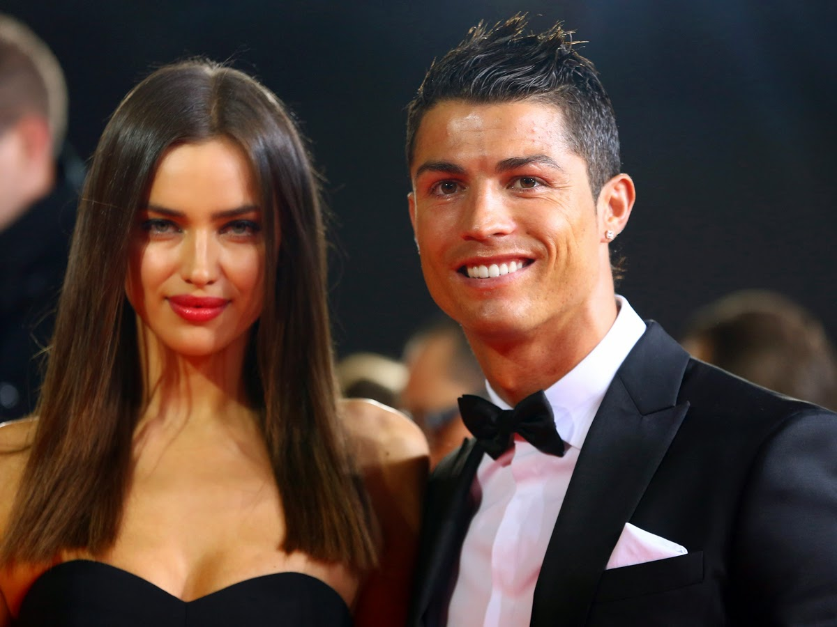 Ronaldo Girlfriend 2009 cristiano ronaldo girlfriend