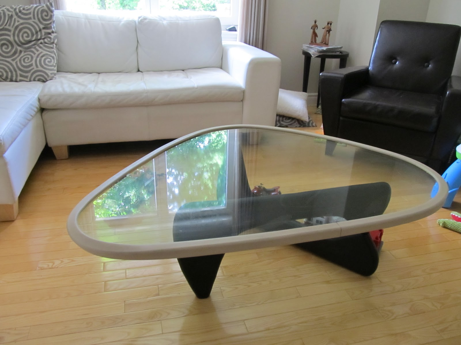 Baby Proofing A Crash Course Keeping It Real Housewife - Mini noguchi table