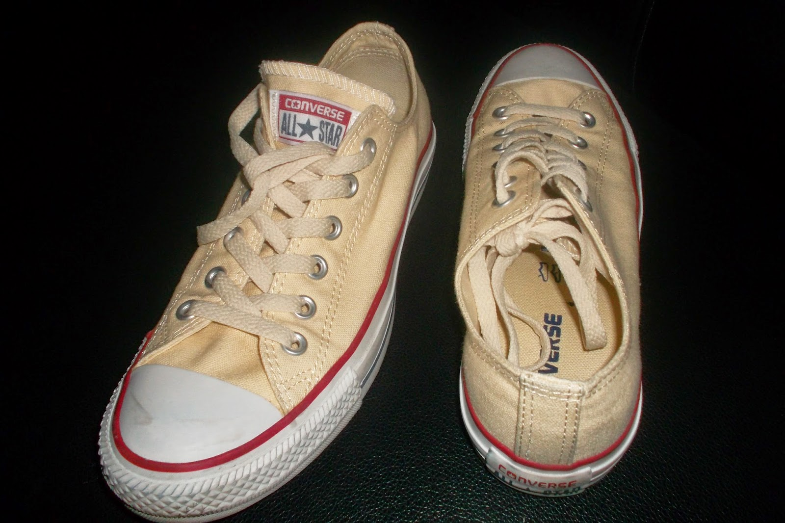 f036aee655a6 Konted s Make My Day 2  My First Converse Shoes