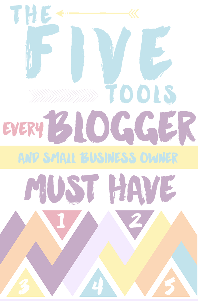 Five Essential Blogger Tools from Venus Trapped in Mars [Weekly Round-Up at High-Heeled Love]