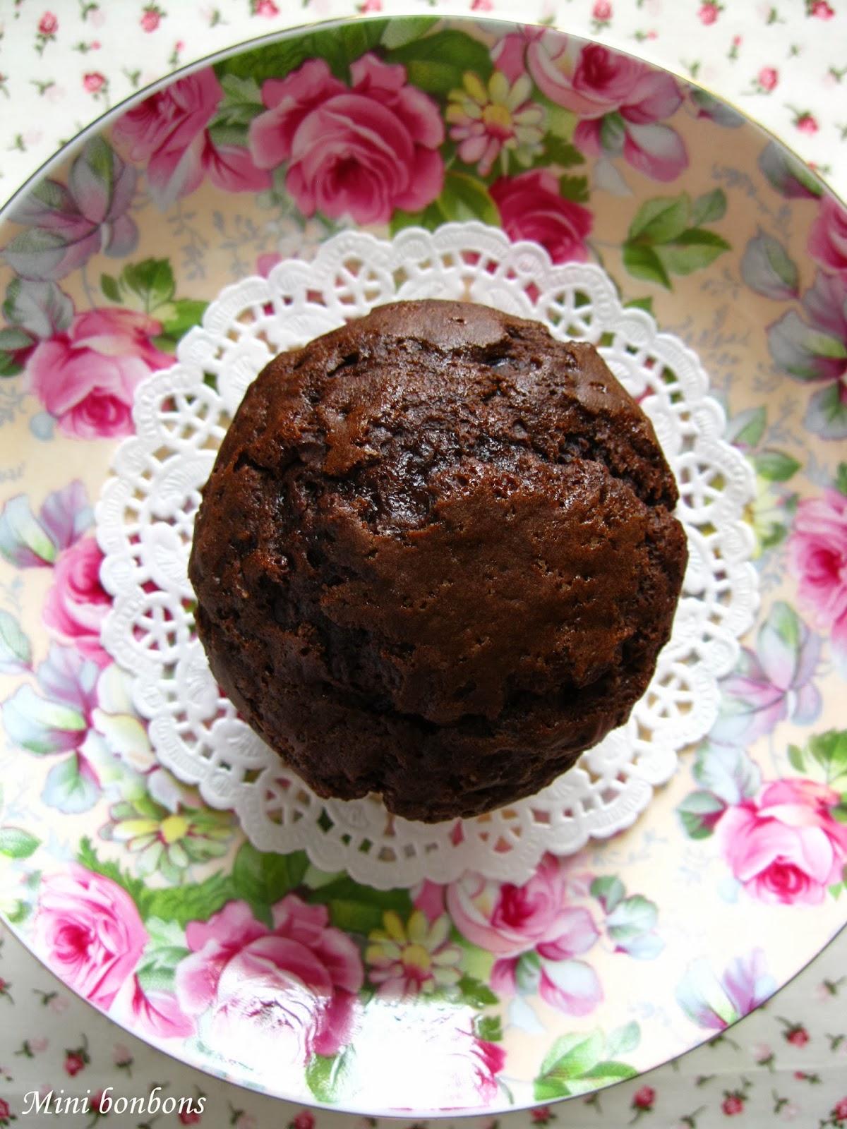 muffin senza colpa... senza burro, uova, latte