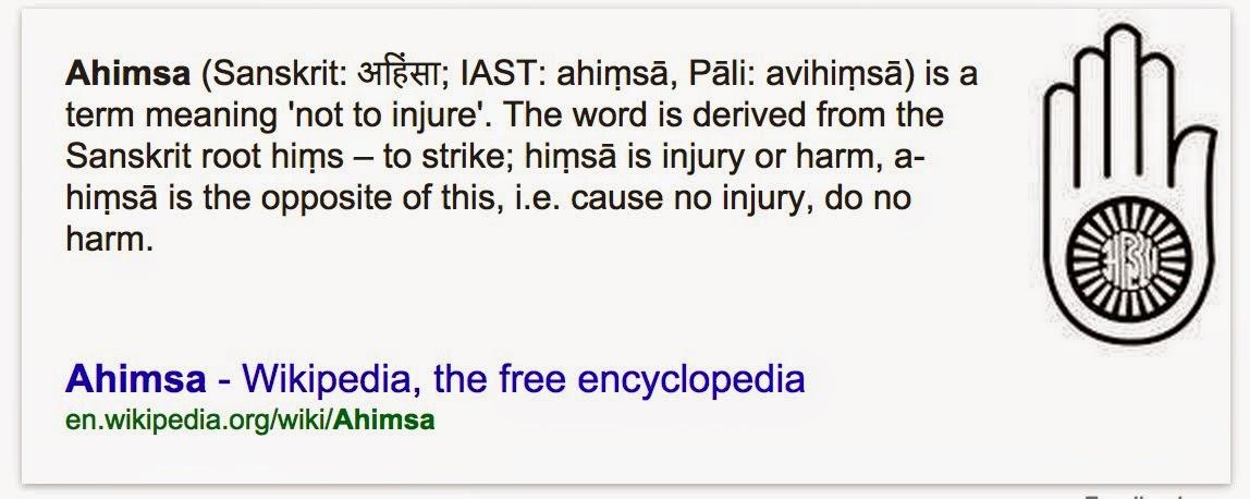 Ahimsa - Wikipedia