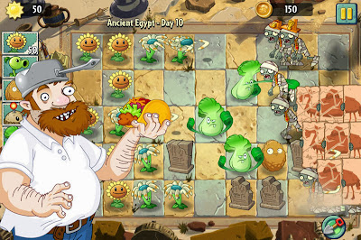 Plants vs. Zombies 2 3.0.1 android hack screenshot
