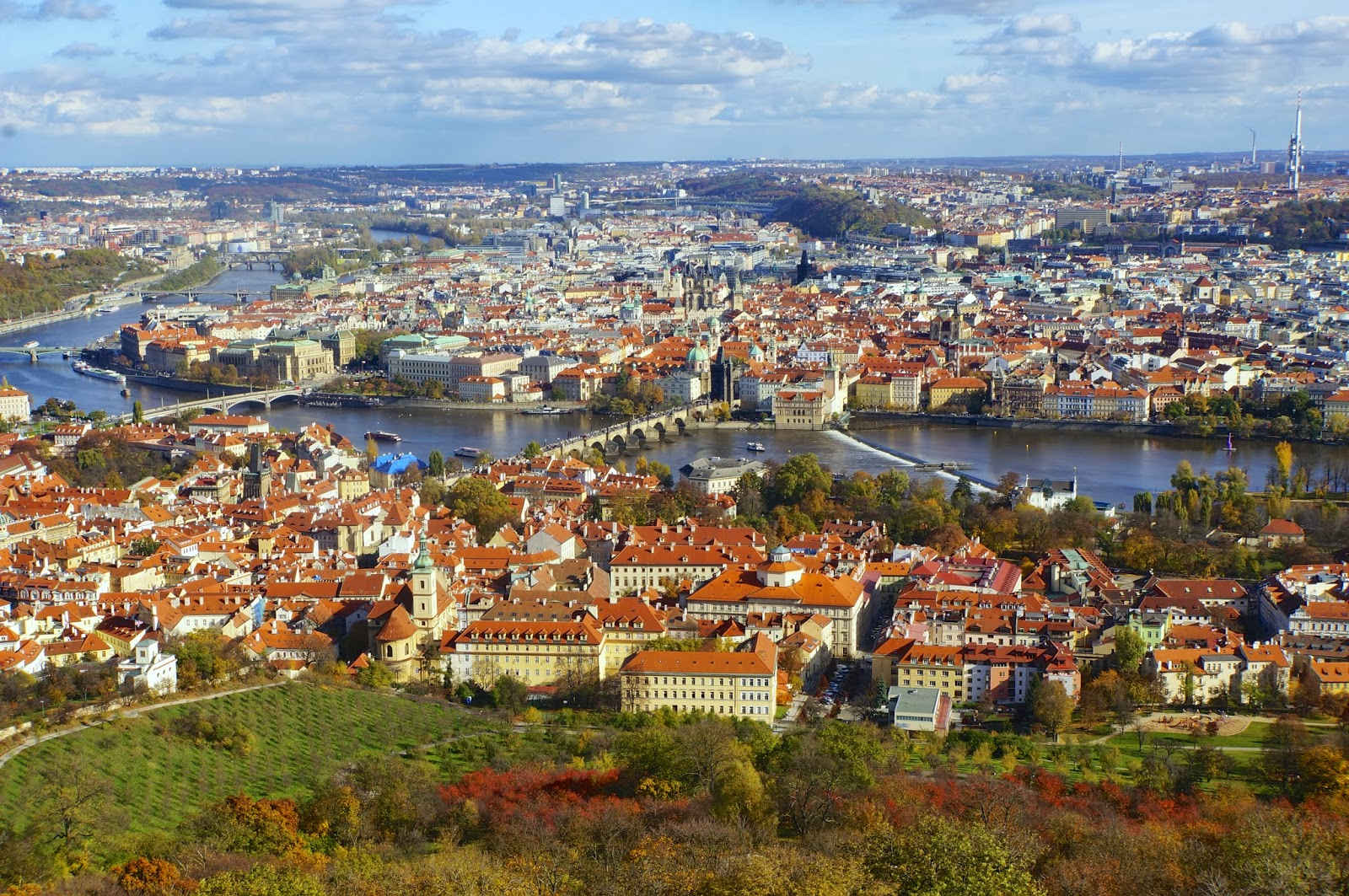 As Czech Republic  city photos : Prague, Czech Republic | The Big Trip
