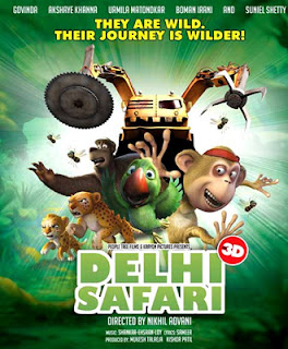 Delhi Safari Movie Download