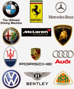 Cars Logos And Names List >> Luxury Car Brands
