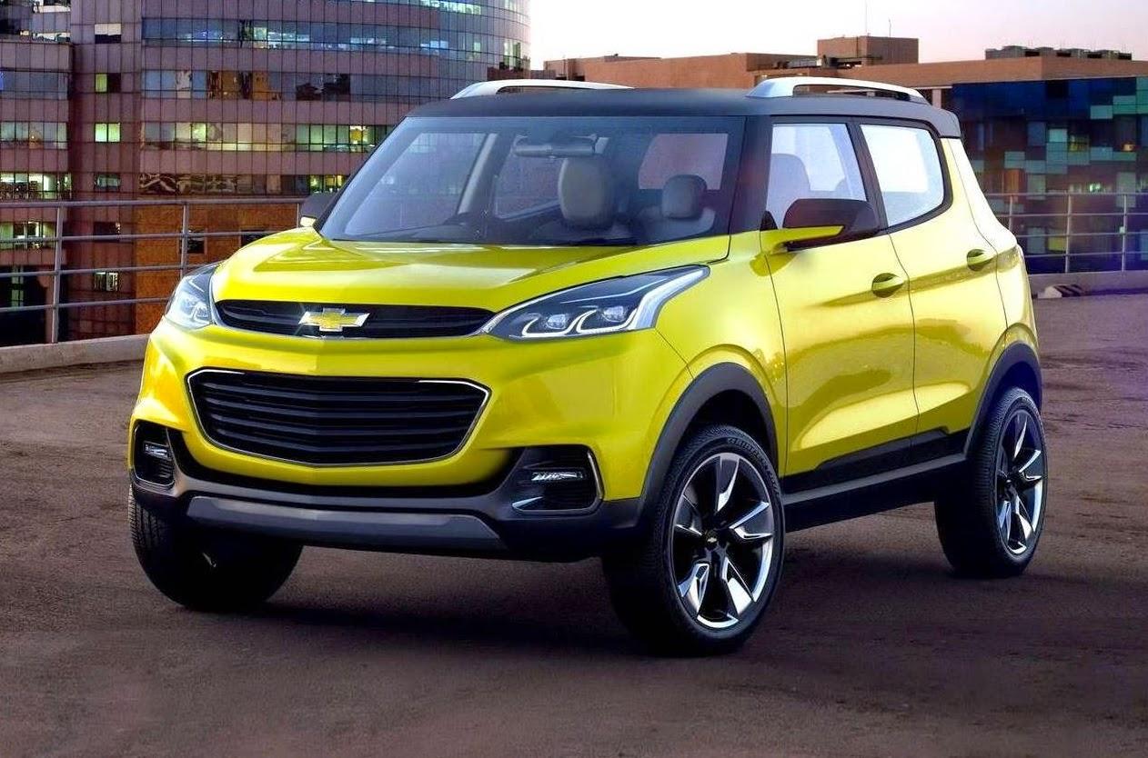 Chevrolet Tracker 2018 >> Chevrolet confirma ter errado com Tracker e sucessor do SUV para o Brasil chega em 2018 e será ...