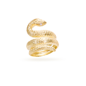jewelry blog snake ring