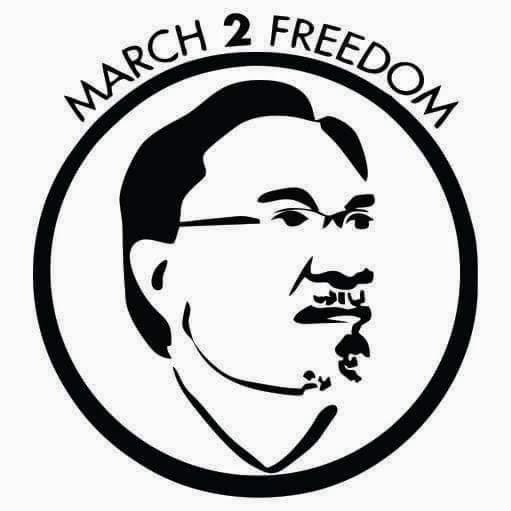 MARCH 2 FREEDOM