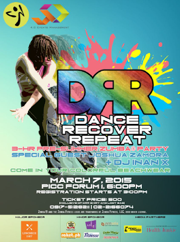 dance recover repeat drr