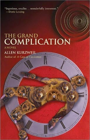 Best Bibliomystery Books List The Grand Complication by Allen Kurzweil