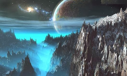 Resultado de imagen de Mundos extraños en nuestra Galaxia