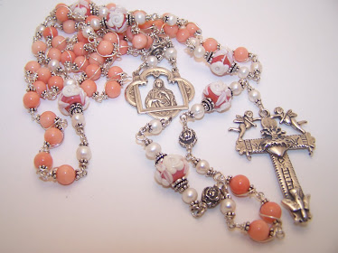 No. 69.  Rosary Of The Sacred Heart (Custom-Sold)