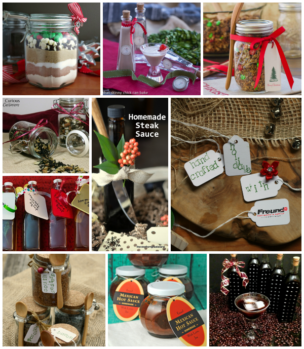 #HandcraftedHolidays with Freund - Homemade Kitchen Gifts | www.girlichef.com