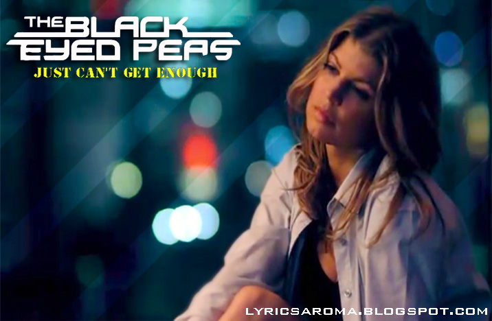 Just Cant Get Enough Chords by Black Eyed Peas