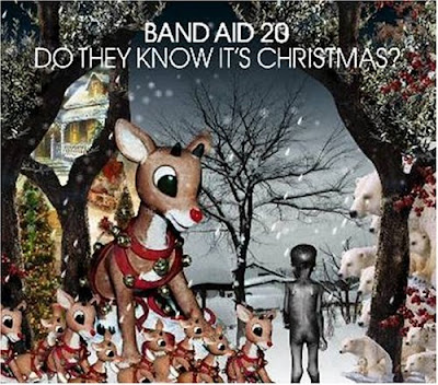 band aid do they know its christmas image