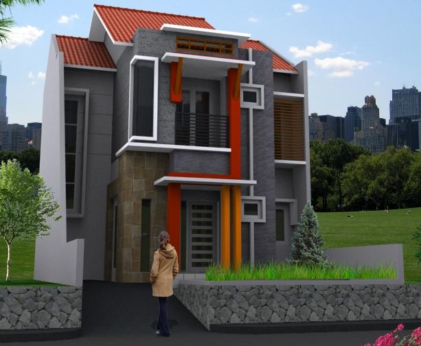 Desain \u0026 Renovasi Rumah 2 Lantai