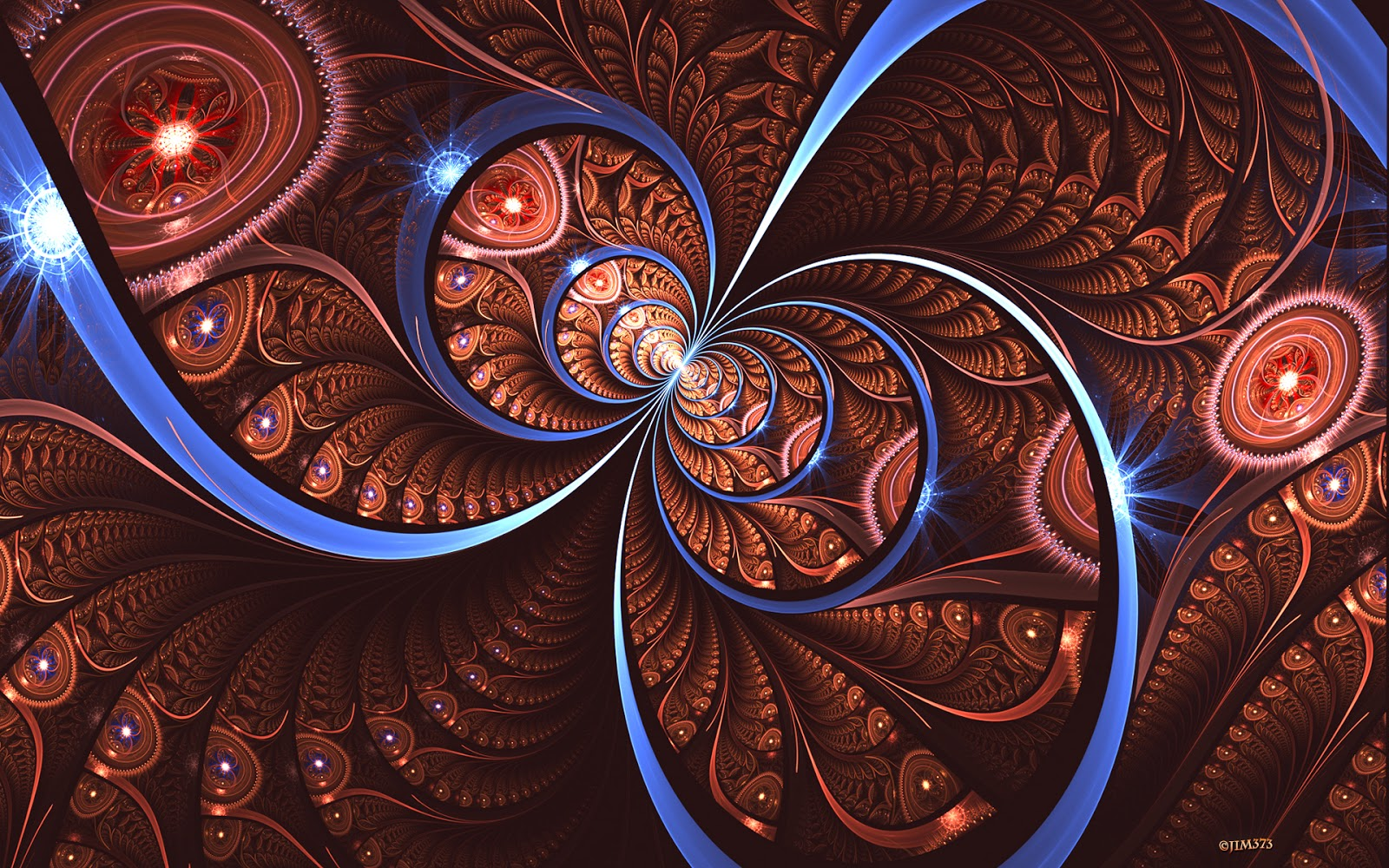 fractals abstract wallpaper - photo #21