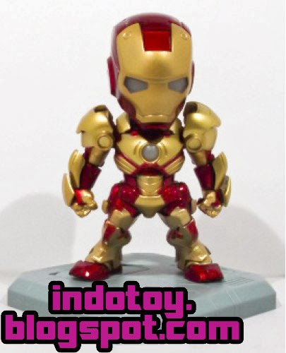 Jual Action Figure Ironman Tideway Mark 42 XLII