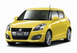 Review mobil Suzuki Swift Sport