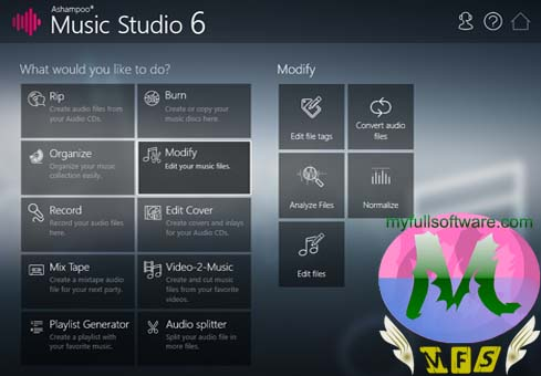 Music studio software download crack