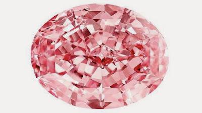 Pink Star : Berlian Paling Mahal Di Dunia