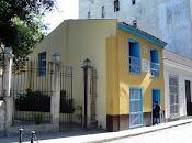 Casa de Jose Marti En La Habana, Cuba
