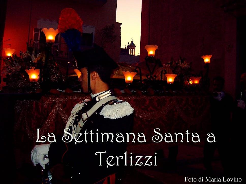 La Settimana Santa a Terlizzi