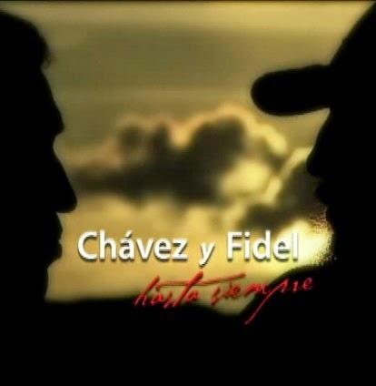 Ver Chavez Y Fidel: Hasta Siempre (2014) Online