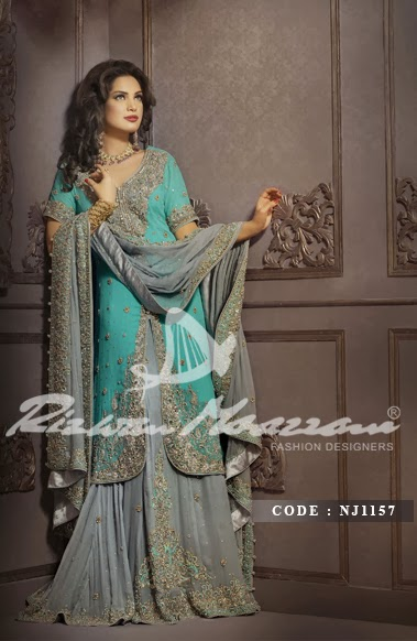 Rizwan+Moazzam+Bridal+Collection+2014+For+Ladies005