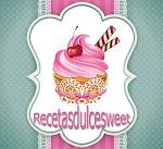 Logo Recetas Dulcesweet