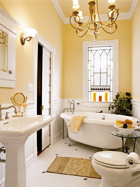 Outstanding Pale Yellow Bathroom 450 x 600 · 67 kB · jpeg