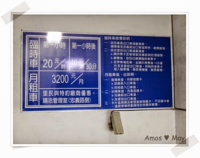台南,景點,推薦,林百貨,忠義國小,公有停車場