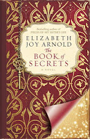 The Book of Secrets Elizebth Joy Arnold cover